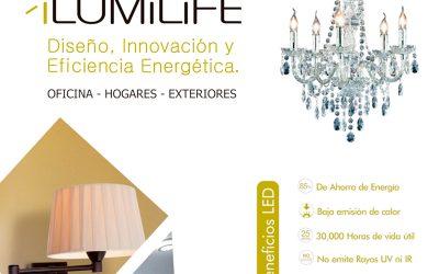 Ilumilife –  Diseño en iluminación