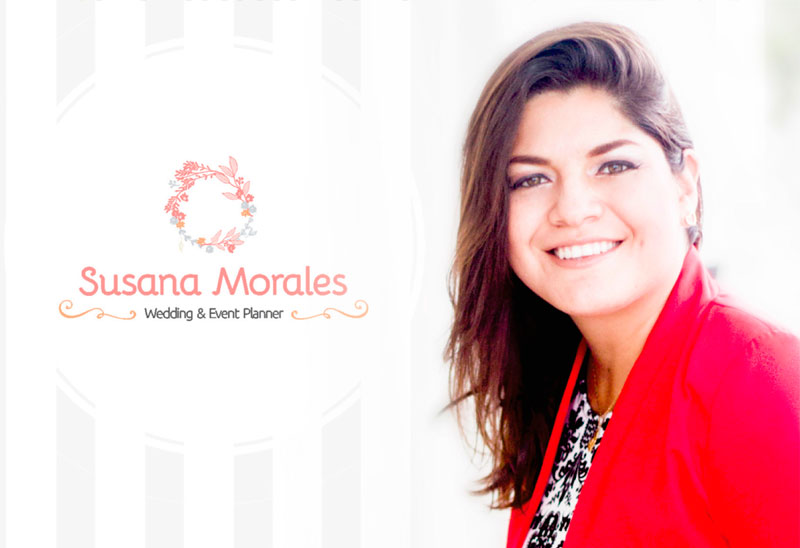 Susana Morales – organizadora de eventos