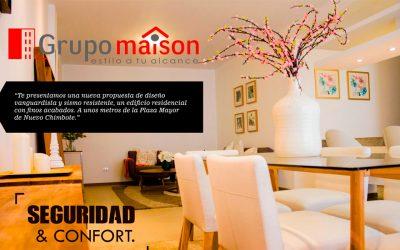 Grupo Maison – Inmobiliaria