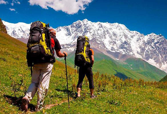 Montañas peruanas –  Excursiones de escala